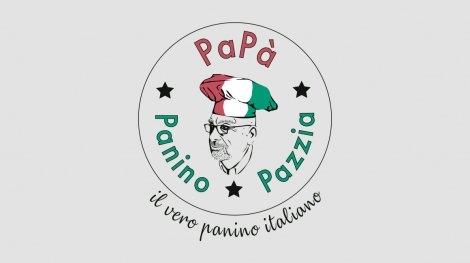 logo Papà Panino Pazzia