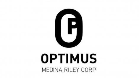 logo Optimus - Medina Riley Corp