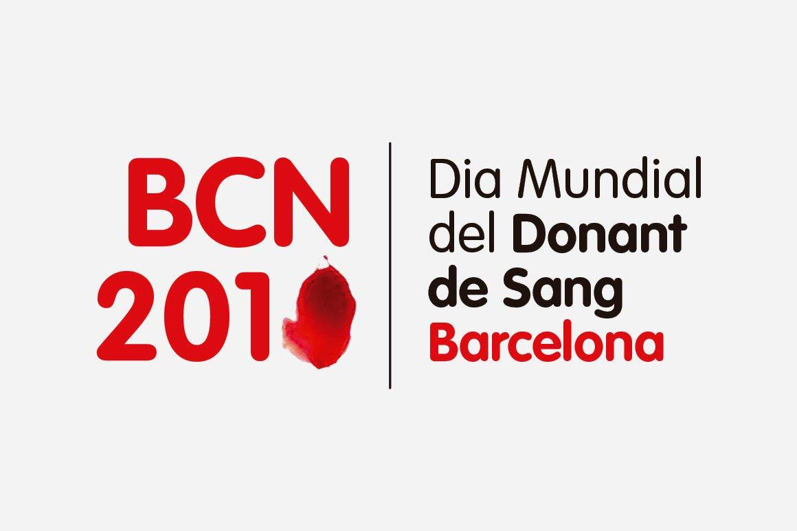 logo dia mundial del donant de sang