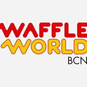 logo Waffle World