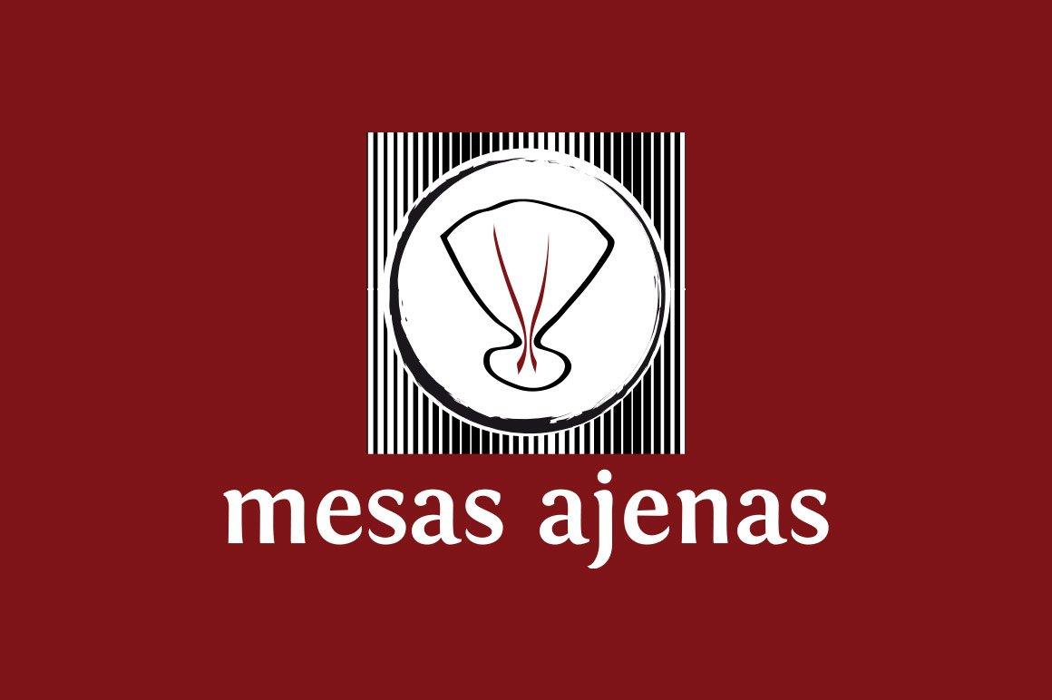 logotipo mesas ajenas